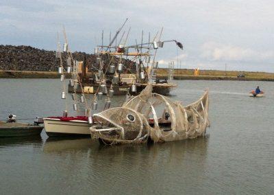 Et-Art-Producties Buog Bert Visscher Afsluitdijk