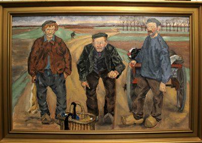 Et-Art-Producties kunsteducatie Singer Laren replica HartNibbrig schilderijen