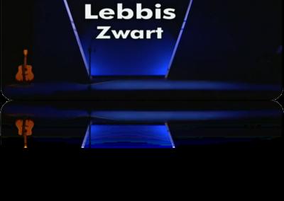 Et-Art-Producties Lebbis theater decor lichtontwerp Zwart